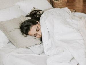 Was passiert in der Leichtschlafphase?