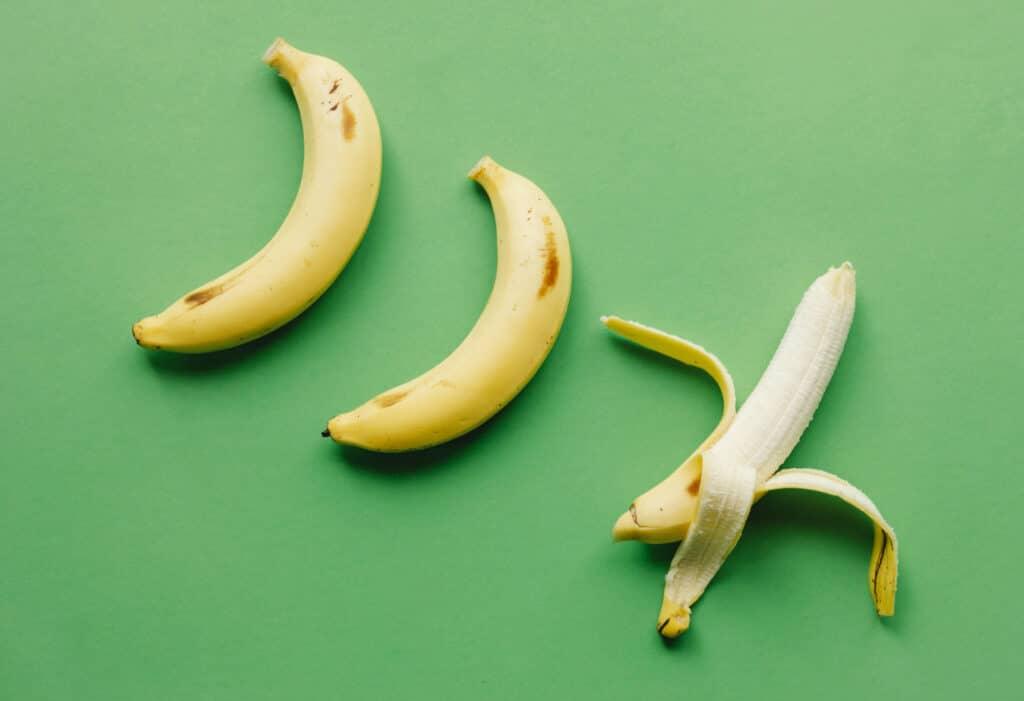 Hilft Bananenwasser beim Einschlafen?